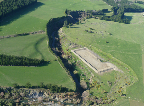 Summerlands Farm Pond Construction