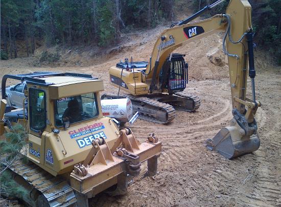 Port Underwood Forestry Logging