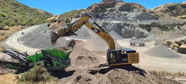 Quarry Screening Plant